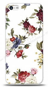 Dafoni iPhone 5C Vintage Flowers K�l�f