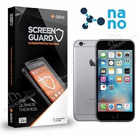 Dafoni iPhone 6 / 6S Nano Glass Premium Ön + Arka Cam Ekran Koruyucu