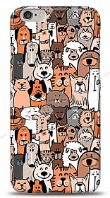 Dafoni iPhone 6 Cats And Dogs K�l�f