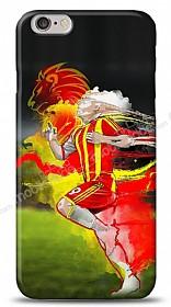 iPhone 6 Plus Sarı Kırmızı Kılıf