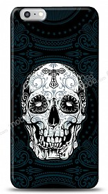 Dafoni iPhone 6S Black Skull K�l�f
