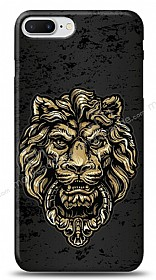 iPhone 7 Plus Gold Lion Kılıf