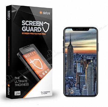 Dafoni iPhone 8 Tempered Glass Premium Cam Ekran Koruyucu