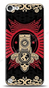 Dafoni iPod Touch 5 Skull Nation Kılıf