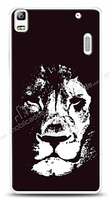 Dafoni Lenovo K3 Note Black Lion K�l�f