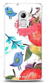 Lenovo A7010 Water Color Kiss Kılıf