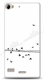 Dafoni Lenovo Vibe X2 Pro Flying Birds K�l�f