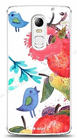 Lenovo Vibe X3 Water Color Kiss Kılıf