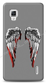 Dafoni LG E973 Optimus G Bloody Angel Kılıf