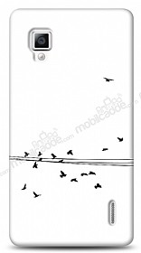 Dafoni LG E973 Optimus G Flying Birds K�l�f
