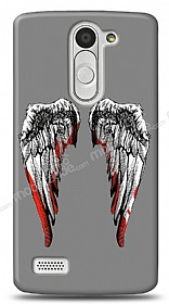 LG L Bello Bloody Angel Kılıf