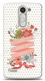 LG L Bello You Make Me Happy Kılıf