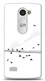 LG Leon Flying Birds Kılıf