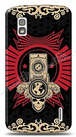 LG Nexus 4 Skull Nation Kılıf