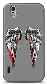Dafoni LG Optimus Black Bloody Angel K�l�f