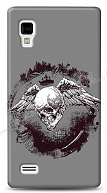 Dafoni LG Optimus L9 P760 Angel Of Death K�l�f