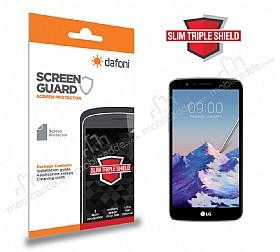Dafoni LG Stylus 3 Slim Triple Shield Ekran Koruyucu