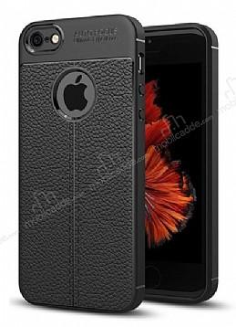 Dafoni Liquid Shield Premium iPhone 6 Plus / 6S Plus Siyah Silikon Kılıf