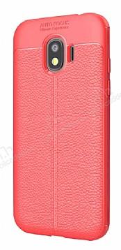 Dafoni Liquid Shield Premium Samsung Grand Prime Pro J250F Kırmızı Silikon Kılıf
