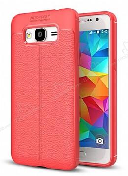 Dafoni Liquid Shield Premium Samsung Galaxy J2 Kırmızı Silikon Kılıf