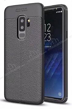 Dafoni Liquid Shield Premium Samsung Galaxy S9 Plus Siyah Silikon Kılıf