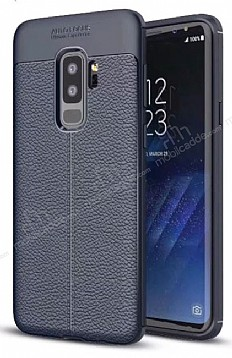 Dafoni Liquid Shield Premium Samsung Galaxy S9 Plus Lacivert Silikon Kılıf