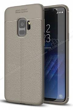 Dafoni Liquid Shield Premium Samsung Galaxy S9 Gri Silikon Kılıf