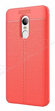 Dafoni Liquid Shield Premium Xiaomi Redmi 5 Kırmızı Silikon Kılıf