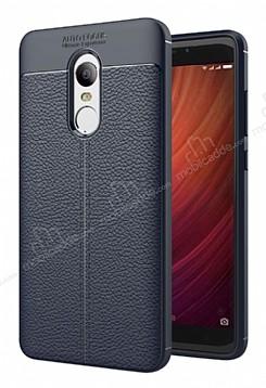 Dafoni Liquid Shield Premium Xiaomi Redmi Note 4 / Redmi Note 4x Lacivert Silikon Kılıf