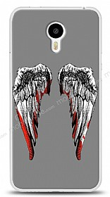 Dafoni Meizu M2 note Bloody Angel Kılıf