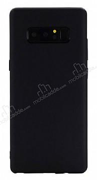 Dafoni Membrane Samsung Galaxy Note 8 Ultra İnce Mat Siyah Silikon Kılıf