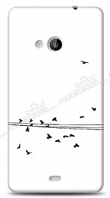 Dafoni Microsoft Lumia 535 Flying Birds K�l�f