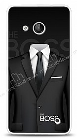 Dafoni Microsoft Lumia 550 The Boss K�l�f