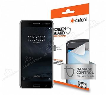 Dafoni Nokia 6 Darbe Emici Full Ekran Koruyucu Film