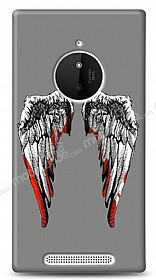 Nokia Lumia 830 Bloody Angel Kılıf