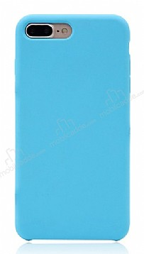 Dafoni Orjinal Series iPhone 7 Plus / 8 Plus Mavi Silikon Kılıf