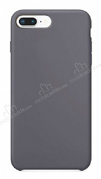 Dafoni Orjinal Series iPhone 7 Plus / 8 Plus Gri Silikon Kılıf