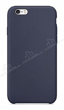 Dafoni Orjinal Series iPhone 6 / 6S Lacivert Silikon Kılıf
