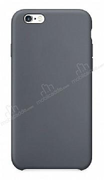 Dafoni Orjinal Series iPhone 6 / 6S Gri Silikon Kılıf