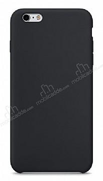 Dafoni Orjinal Series iPhone 6 Plus / 6S Plus Siyah Silikon Kılıf