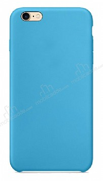 Dafoni Orjinal Series iPhone 7 / 8 Mavi Silikon Kılıf