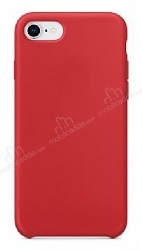 Dafoni Orjinal Series iPhone 7 / 8 Kırmızı Silikon Kılıf
