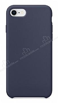 Dafoni Orjinal Series iPhone 7 / 8 Lacivert Silikon Kılıf