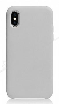 Dafoni Orjinal Series iPhone X / XS Gri Silikon Kılıf