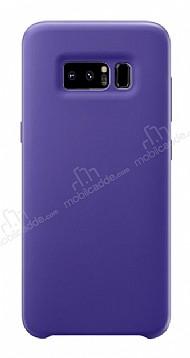 Dafoni Orjinal Series Samsung Galaxy Note 8 Mor Silikon Kılıf