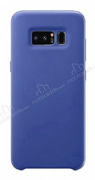 Dafoni Orjinal Series Samsung Galaxy Note 8 Lacivert Silikon Kılıf