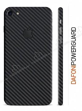 Dafoni PowerGuard iPhone 8 Arka + Yan Karbon Fiber Kaplama Sticker