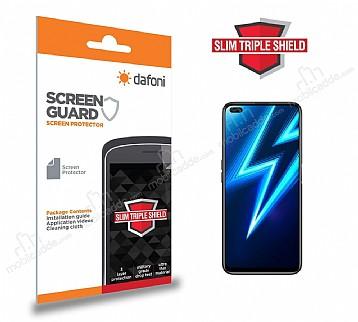Dafoni Realme 6 Pro Slim Triple Shield Ekran Koruyucu