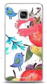 Samsung Galaxy A3 2016 Water Color Kiss Kılıf