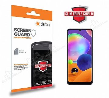 Dafoni Samsung Galaxy A31 Slim Triple Shield Ekran Koruyucu
